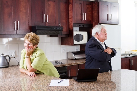 Claiming your spouse's retirement in the divorce
