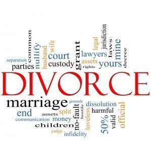 Options in Divorce
